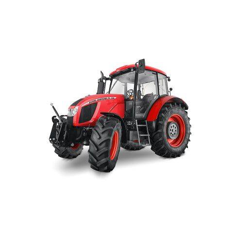 Zetor Forterra CL - Inexhaustible Power