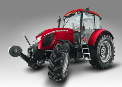 Zetor Forterra HSX - Inexhaustible Power