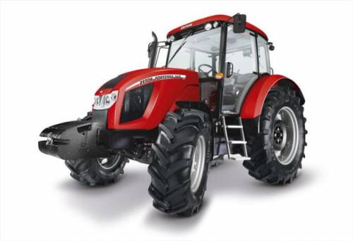 Zetor Forterra HD - Inexhaustible Power