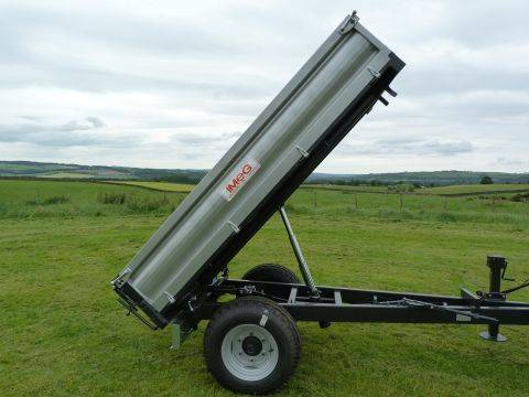 REDUCED! iMeG Tipping Trailer 3.5 Ton