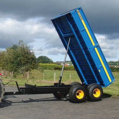 Fleming Tipping Trailers